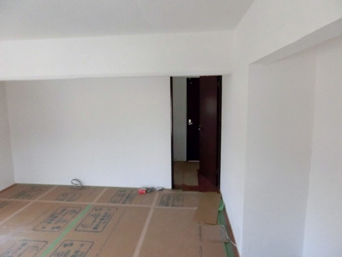 内装塗装工事 H邸 総社市  施工後