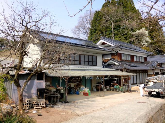 太陽光 広島県神石郡神石高原 H邸 2011.4 写真