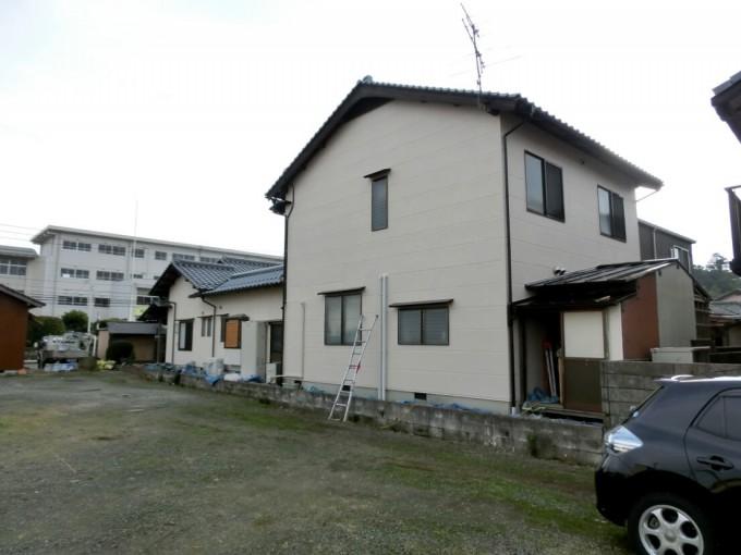 外壁塗装工事 島根県松江市 T邸  施工後