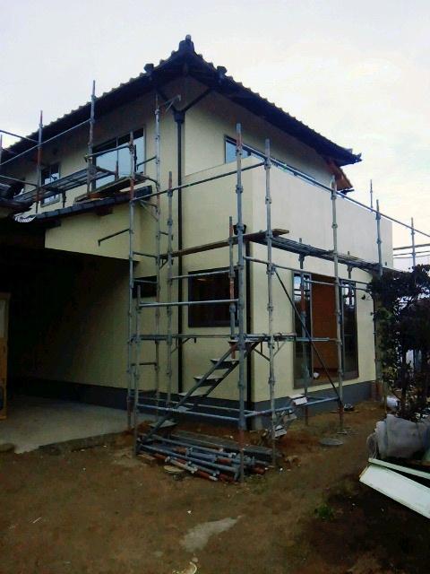 外壁塗装工事、内装木部 岡山市北区田原 W邸 施工後