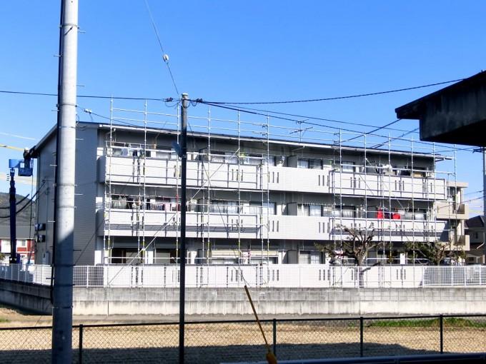 太陽光発電 岡山市中区清水 K邸 写真