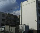 外壁塗装工事 倉敷市 公務員宿舎