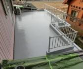 金属屋根葺き替え,トタン板壁塗装,FRP防水工事 島根県松江市東出雲町 M様邸