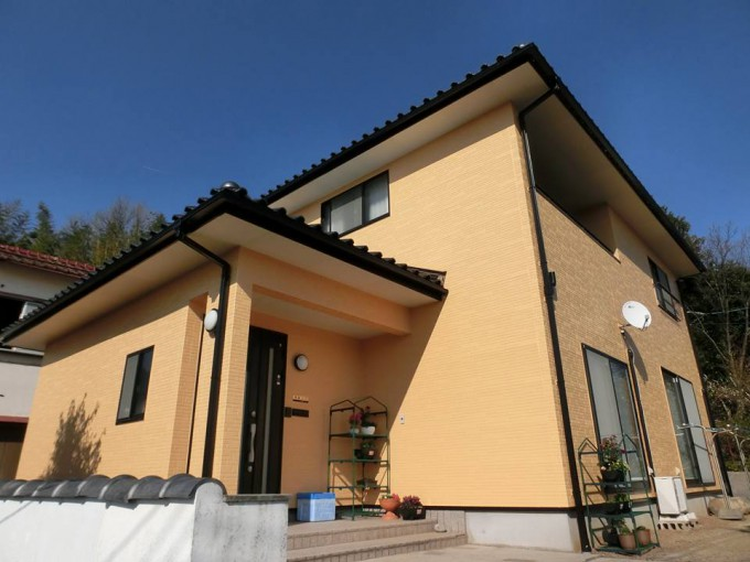 外壁塗装工事 シール打替え 島根県松江市 T様邸 写真