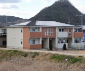 太陽光発電工事 岡山県和気町 A様邸