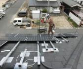 太陽光発電工事 岡山市北区 S様邸