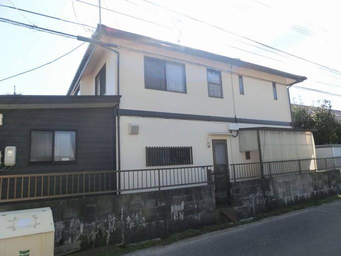 外壁塗装工事 島根県出雲市 Y様邸  写真