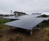 太陽光発電工事 岡山市東区
