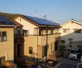 太陽光発電工事 広島県府中市