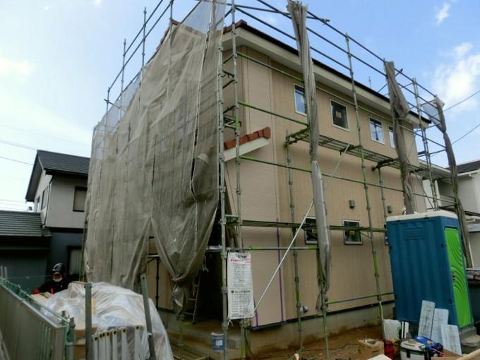 サイディング工事 O案件 岡山市中区 写真
