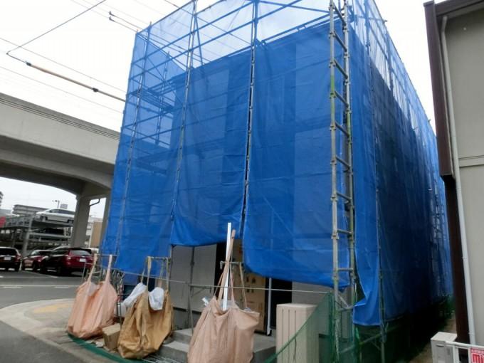 サイディング工事 T案件 岡山市北区 写真