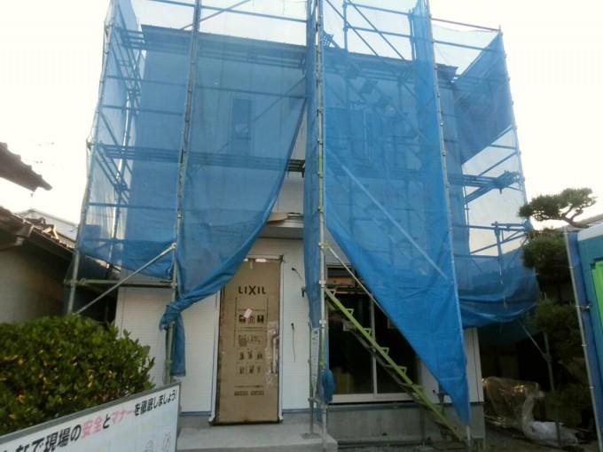 サイディング工事 T案件 岡山市南区 写真