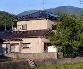太陽光発電工事 T様 鳥取県岩美町